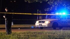 Šest zraněných po střelbě v Minneapolis: Zúčtování pouličních gangů?