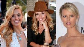 10 českých modelek, které dobyly svět!