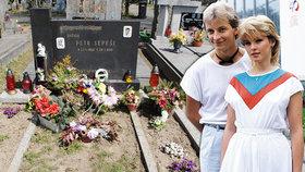 30 let od smrti Petra Sepéšiho (†25): Na hrobě mu byla jen Iveta