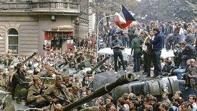 Varšavská vojska pozval do Prahy Dubček, tvrdí Rusové. Volal prý Brežněvovi