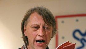 Spisovatel Jáchym Topol dostal Vilenickou cenu za literaturu: Ocenil ho Slovinský svaz spisovatelů