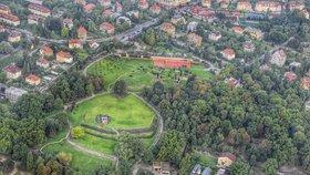 Pražané se bojí o zeleň na Hanspaulce: Magistrát tu chce lidem zakázat kulturní akce