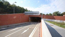 Výjezd z tunelu Blanka na Prašném mostě: V dopravních špičkách ho zavřou dispečeři