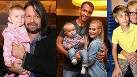 Někdy jako věrný otisk, jindy ani ťuk: Podobají se děti celebrit svým rodičům, nebo ne?