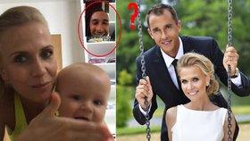 Michaela Ochotská ukázala fotografii s Rosolem k nepoznání! Zdeformované vyznání lásky!