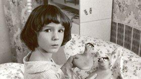 Vitázková se vyfotila s dětskou hvězdou! Poznáte Lucii, postrach ulice?
