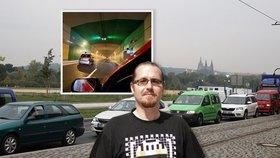 Silnice, které Blanka uvolnila, se plní. Expert: Přilákala do Prahy víc aut