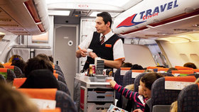 Češi po 36 hodinách čekání odletěli z Egypta. Letadlo s nimi vzlétlo až napočtvrté