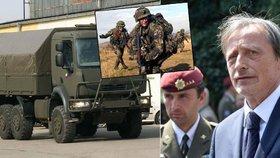 Tatry, pušky a granáty za 1,5 miliardy. Stropnický vyzbrojuje na uprchlíky