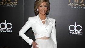 Oscarová herečka Jane Fonda (79): Znásilnili ji!