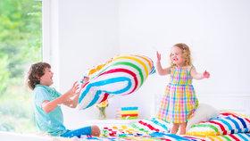 Vybíráte postel? Máme pro vás praktické tipy pro správný výběr! 2.část