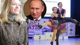 Putin prolomil mlčení o dcerách: Kde žijí a studují prezidentovi potomci?