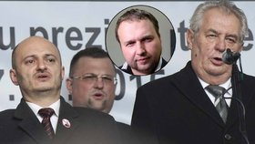 """Zeman by si vedle Konvičky stoupl zas. Jurečka ho peskuje za """"ubohé výmluvy"""""""