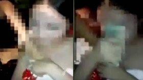 Sexuální obtěžování na čínské svatbě: Družičce osahávali poprsí