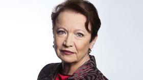 Hana Maciuchová slaví 70: Chtěla jsem kulatinami prokličkovat