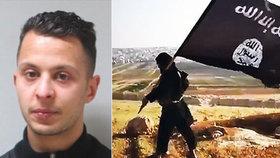 Zemřelo 130 lidí zbytečně? Abdeslam pózoval s vlajkou ISIS, tajné služby to ignorovaly