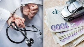 Na dlouhodobě nemocného pacienta vypisoval fiktivně léky: Vydělal si víc než 10 milionů