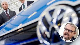 """""""Cinklé"""" motory Volkswagenu: Češi se povinným kontrolám zřejmě vyhnou"""