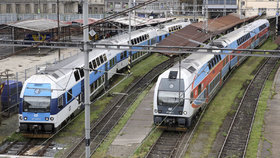 Vlaky na Kladno a letiště pojedou tunelem. Vznikne mezi Dejvicemi a Veleslavínem