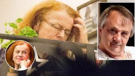 """Iva Janžurová v slzách: Smrt kamaráda ji zdrtila! """"Netušila jsem, že je to tak vážné!"""""""