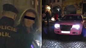 Pracháč z růžové limuzíny: Na Karlův most si troufne, teď mlčí