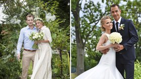 Svatby slavných  v roce 2015! Ornella nebo Jennifer Aniston
