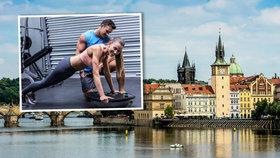 Zacvičte si v Praze zadarmo. Více než 100 sportovišť zrušilo vstupné