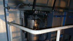 V jaderné elektrárně Temelín hořelo! Katastrofě zabránil zaměstnanec s hasičákem