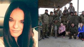 """""""Hanka a Tonča měly smůlu."""" Mladé Češky vyrazily mezi Kurdy a uprchlíky"""