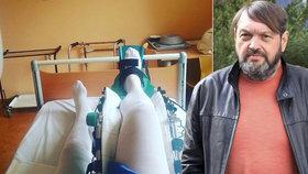 Kokta musel po Silvestru na operaci: Je to masakr! píše z nemocničního lůžka