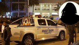 Anna popsala krvavé útoky v Egyptě: Ulice byla zablokovaná policajty!