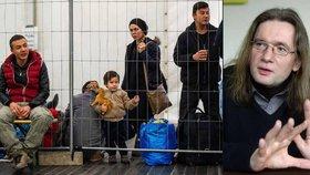 Rozhodnou uprchlíci volby v Česku? A co Konvička? Politolog o bitvě v krajích