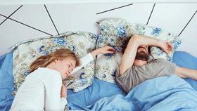 Spíte déle než osm hodin? Zvyšujete tím riziko mrtvice!