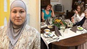 Muslimka z Prostřeno!: Manžel jí zakázal jít do televize! Jenže ona se vzepřela