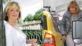 Šmrncovní Magdalena Dietlová (71): Bývalá televizní hlasatelka je stále kost!