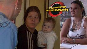 Mladá maminka Veronika z Výměny manželek: Přebrala sousedce manžela!