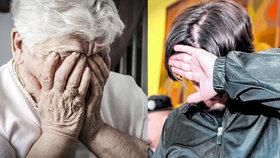Partnerské laškování, mysleli si svědci: Cizinec zatím znásilnil ženu v Praze