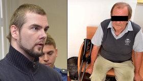 Olomoucký řezník toužil zabít člověka: O vraždění si psal deník. Soud mu potvrdil 14 let