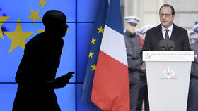 """Odřízneme teroristy od peněz, plánuje Evropa. Na přání """"zmasakrované"""" Francie"""