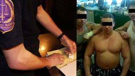 Žena do vězení posílala drogy: Vězni se v dopisech domů zase chlubí fotkami