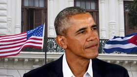 Obama poletí na Castrovu Kubu. Jako první prezident USA po 88 letech