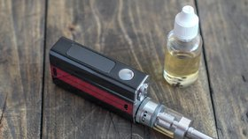 Elektronická cigareta - Protikuřácký zákon, škodlivost, vaping