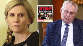 Padne inkluze? Prezident Zeman kvůli ní vetoval školskou novelu