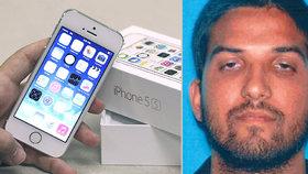 Úřady zlomily kód iPhonu i bez Applu: Mluvil vrah 14 lidí s ISIS?