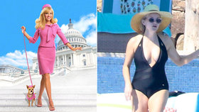 Reese Witherspoon (39): Z pravé blondýnky je řádná mamina!