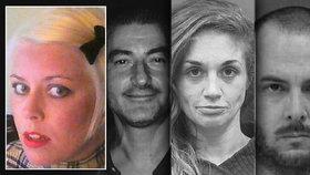 Žena načapala manžela při sexu ve třech s neznámým párem, všechny je zabila