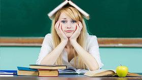 Přechod na střední školu není jednoduchý: Na co se s potomkem připravit?