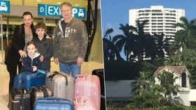 Režisér Jiří Adamec: Prodal byt na Floridě! S rodinou se stěhuje do bažin