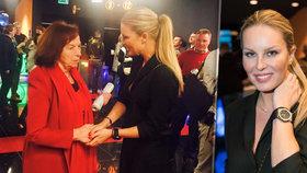 Královna luxusu Simona Krainová: Na ruce nosí 700 000 Kč