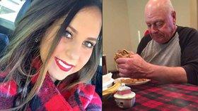Nejsmutnější dědeček na světě: Udělal velkou večeři pro vnoučata, přišlo jen jedno